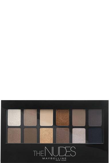 The Nudes Palette Παλέτα Σκιών