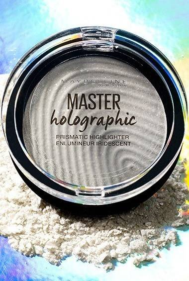 Master Holographic Metallic Highlighter ΠΟΥΔΡΑ ΛΑΜΨΗΣ