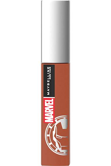 Maybelline x Marvel SuperStay Matte Ink Κραγιον