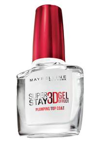 Super Stay 3D Gel Effect Plumping Top Coat